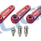 AGN D6ff Metal Servo Hrn Red