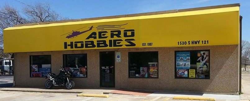 Aero Hobbies Home