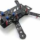 EMAXX Qav280 Mini Fpv Quad Cf Frame
