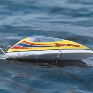 AQU Reef Racer 2 RTR Boat Yellow A4