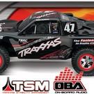 TRA Slash 2WD, VXL OBA w/Audio & ID, 2.4GHz, #47 Mike
