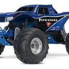 TRA Bigfoot Firestone Blue