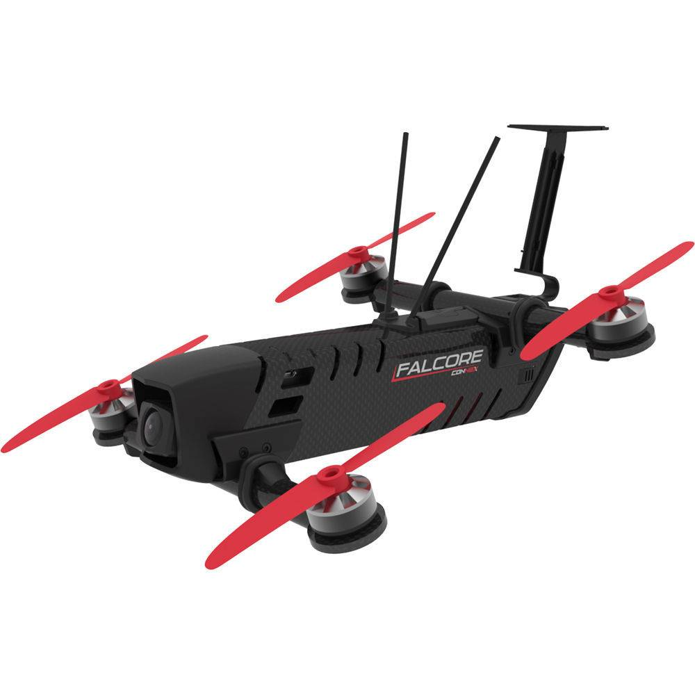 AMIMON FALCORE READY-TO-FLY RACING FPV DRONE WITH REMOTE CONTROL