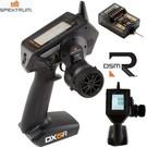 SPM DX5R 5CH DSMR Tx w/SR6000T