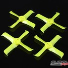 FuriousFPV FleekProp 2036-4 Prop (YELLOW)