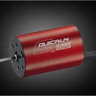 HOBBYWING - QUICRUN-2435-4500KV G2 MOTOR (1/18, 1/16)