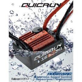 QUICRUN-WP-16BL30 WATERPROOF ESC (1/18, 1/16 CAR) HWI30110000