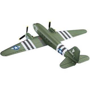 Douglas C-47 Skytrain Micro EP RTF