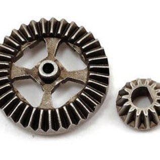 TRA Ring Gear, Differential/ Pinion Gear : Teton