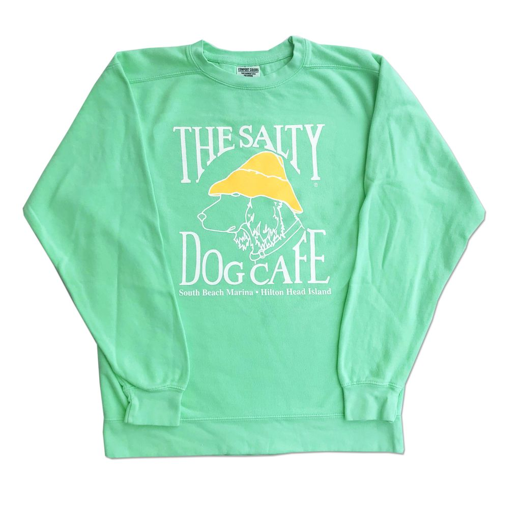 Sweatshirt Comfort Colors® Sweatshirt in Island Reef