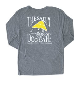 T-Shirt Triblend Long Sleeve in Premium Heather