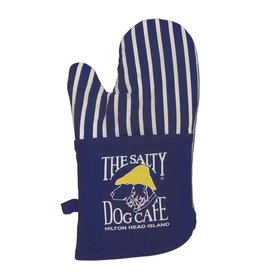 Specialty Items Oven Mitt in Royal