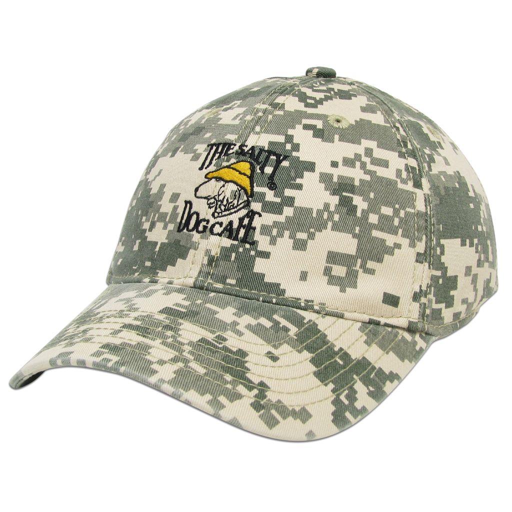 ae06715d0 Hat Camo Trucker Hat in Digital Camo