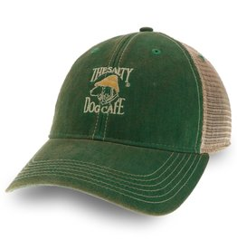 Old Favorite Trucker Hat in Kelly Green