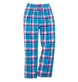 Boxercraft Flannel Pants in Pacific Surf