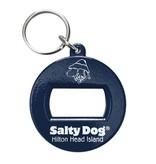 Salty Dog 3-in-1 Beverage Opener in Navy