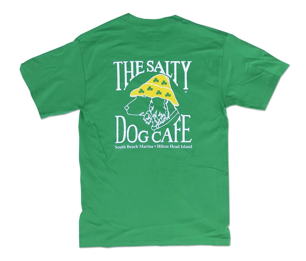Hanes St. Patty Dog Short Sleeve Tee