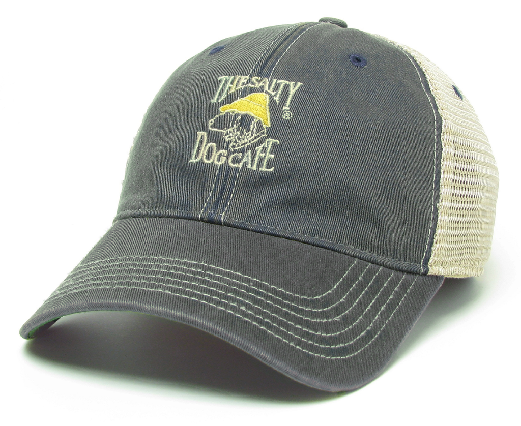 Hat XL Old Favorite Trucker in Navy