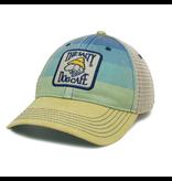 Hat Old Favorite Trucker Hat in Blue Stripe