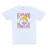 T-Shirt Salado Perro in White