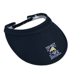 Hat Women's Lite Bungie Visor in Navy