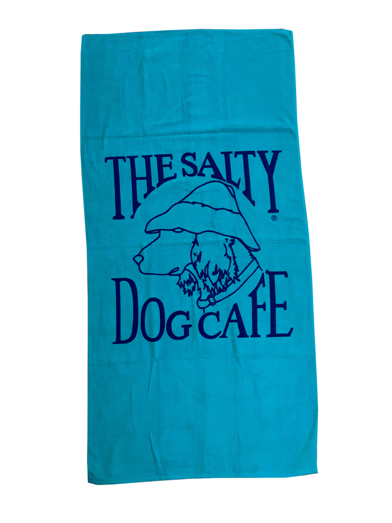 Product Beach Towel in Turquoise