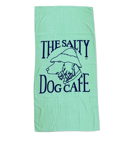 Product Beach Towel in Mint