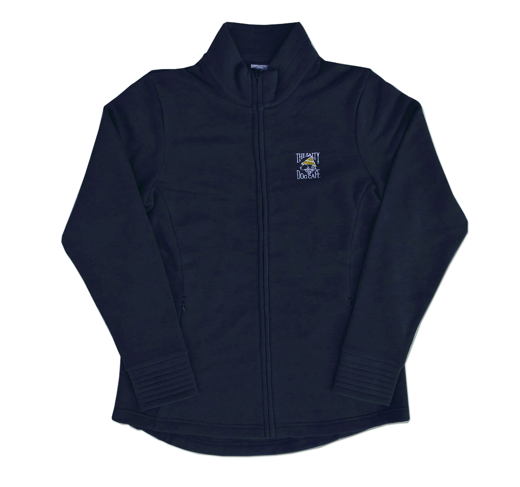 Outerwear Women's Fleece Full Zip Navy