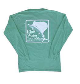 Bluewater Blue Water Bohicket Long Sleeve in Seafoam
