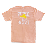 T-Shirt BoDog Short Sleeve in Candy Orange