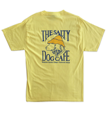 T-Shirt Bohicket Hanes Beefy Short Sleeve in Yellow