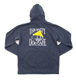 Comfort Colors Comfort Colors® Hooded Sweatshirt in Navy