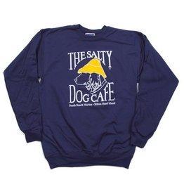Hanes Hanes® Sweatshirt in Navy