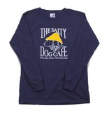 LAT Apparel Youth Long Sleeve in Navy