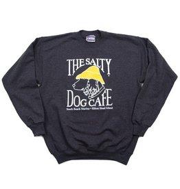 Hanes Hanes® Sweatshirt in Charcoal Heather