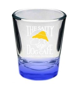 Salty Dog Shotglass Two Tone