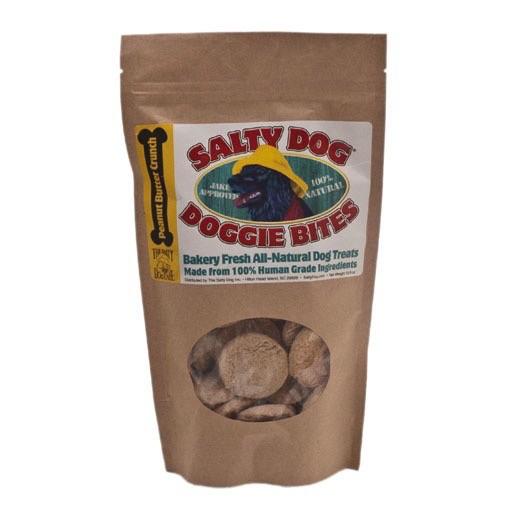 Salty Dog Peanut Butter Doggie Bites