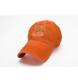 Legacy Dashboard Trucker Hat in Orange