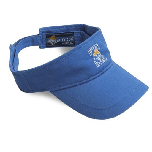 AHead Pigment Dyed Visor in Royal