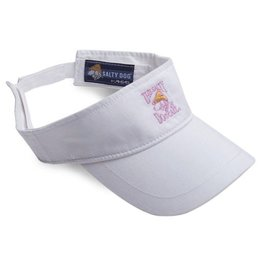 AHead Women's Visor in White