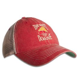 Legacy Old Favorite Trucker Hat in Scarlet