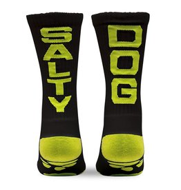 Fuel Youth Socks in Black/Yellow