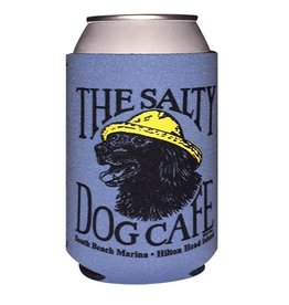 Salty Dog Can Holder in Sky Blue