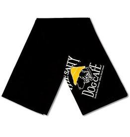 Salty Dog Black Large Bandana