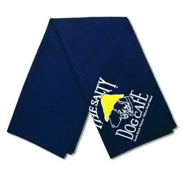 Salty Dog Navy Small Bandana