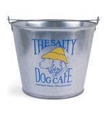 Salty Dog Tin Bucket