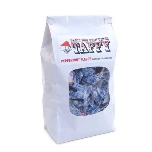 Salty Dog Taffy Peppermint