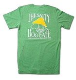 Canvas Tri-Blend Short Sleeve in Green