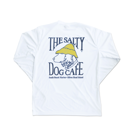 Bluewater Salty Dog Sublimated Long Sleeve Tee