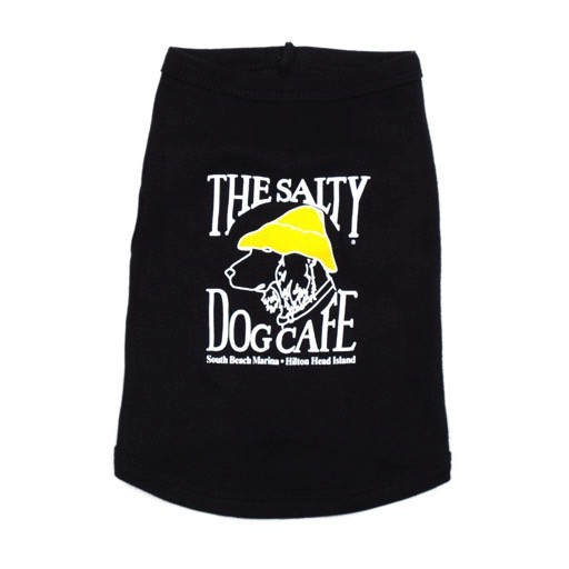 Doggie Skins Doggie Shirt in Black